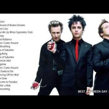 Green Day : Greatest Hits - Best of Green Day [HD]