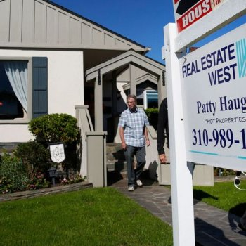 Southern California home sales crash, a warning sign to the nation