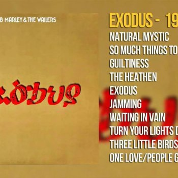 Bod Marley - Exodus Full Album 1977 ( Cover )