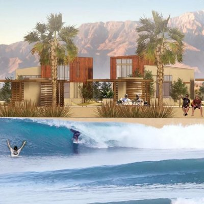"SURFER on Instagram: ""Joining the race to create the perfect wave park, @dsrtsurf is a new wave pool set to open in Palm Desert, CA in 2021. After…"""